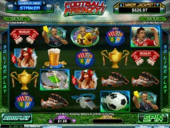Football Frenzy - RealTimeGaming