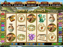 Spirit of the Inca sloty77.com RealTimeGaming 1/5