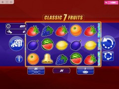 Classic7Fruits sloty77.com MrSlotty 1/5